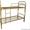 Кровати металлические двухъярусные для казарм, кровати для больниц. опт. - Изображение #2, Объявление #1479828