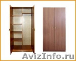 двухъярусные металлические кровати для общежитий, одноярусные кровати оптом - Изображение #9, Объявление #689440