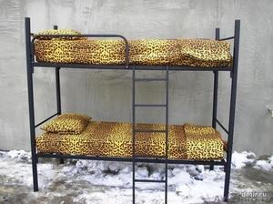 Кровати металлические двухъярусные для казарм, кровати для больниц. опт. - Изображение #3, Объявление #1479828