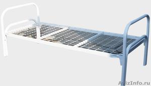 Кровати металлические для турбаз, кровати для гостиницы, для рабочих. опт - Изображение #4, Объявление #1480264