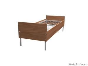 Кровати металлические двухъярусные для казарм, кровати для больниц. опт. - Изображение #4, Объявление #1479828