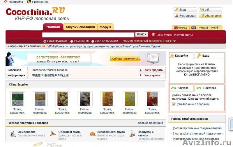 Китай Сайты Товаров