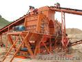 Дробильно сортировочный комплекс для гранита 100 т/ч