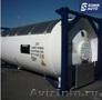 Танк-контейнер T50 для СУГ перевозки пропан бутана.